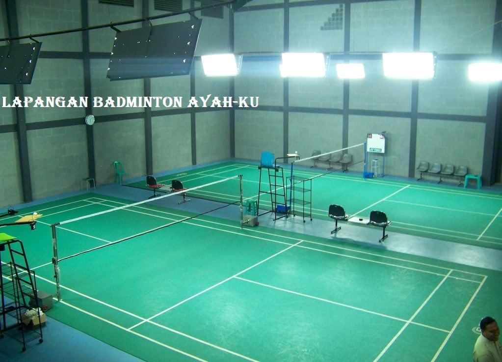 Lapangan Badminton Ayah-Ku