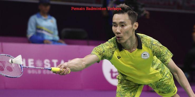 Pemain Badminton Terkaya