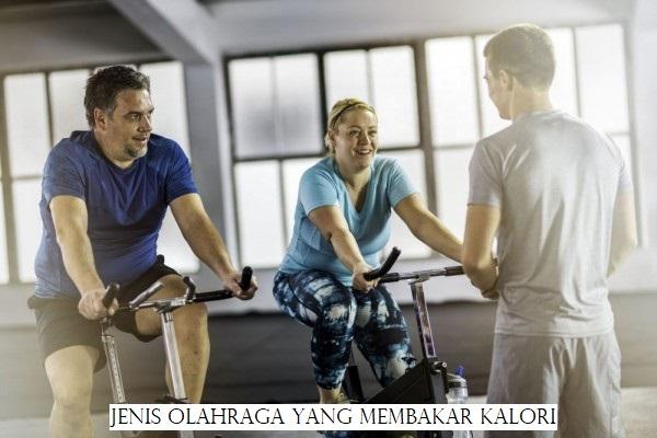 Jenis Olahraga Yang Membakar Kalori